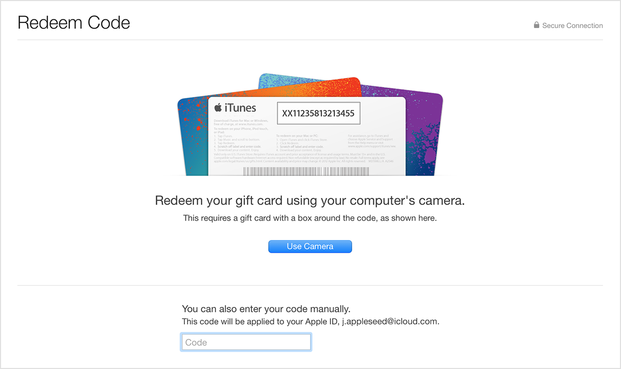 And every card works in the iTunes Store, App Store, iBooks Store, and Mac App Store — so your recipients can get exactly what they want. Get iTunes gift codes on available code values from $25, $50 and $ – Get them all for free without the use of any software or completing a fake survey.
