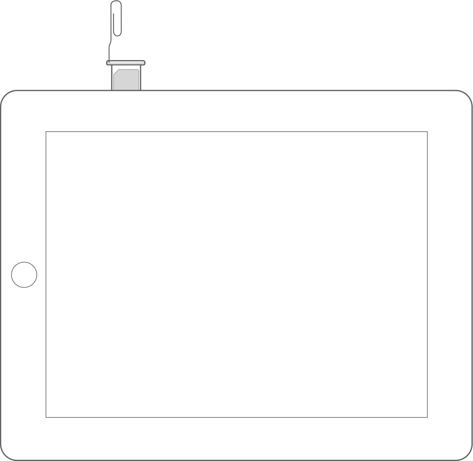 Iphone Sim Karte Einsetzen.Sim Karte Des Iphone Oder Ipad Entnehmen Oder Austauschen Apple