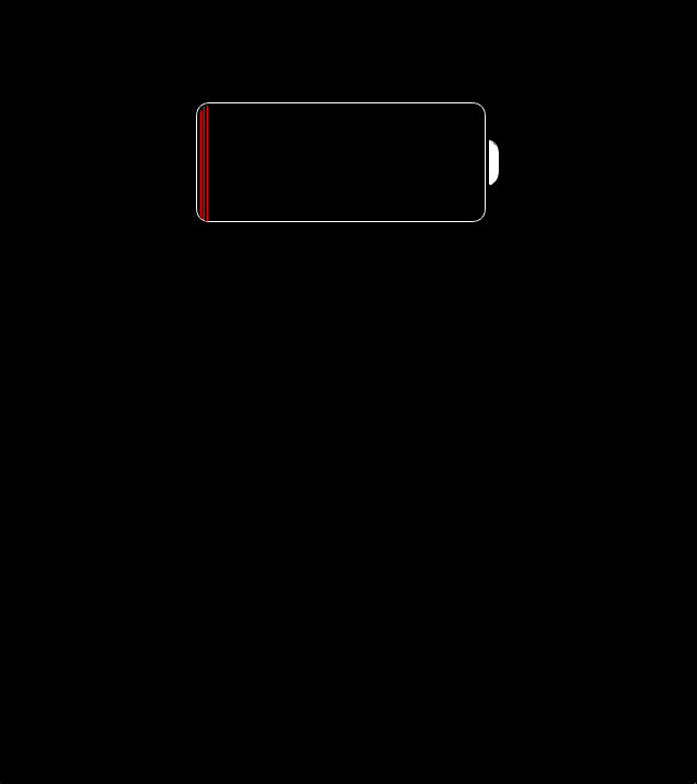 how to change your battery icon on iphone 4s