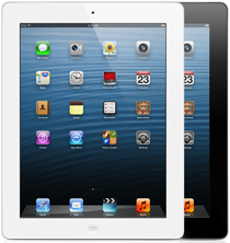 1f7445db84518 iPad (4th generation) Wi-Fi + Cellular (MM)Year: Late 2012. Model: A1460*  Capacity: 16, 32, 64, 128 GB