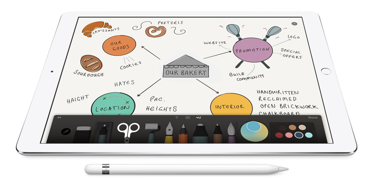 use apple pencil ipad pro apple support