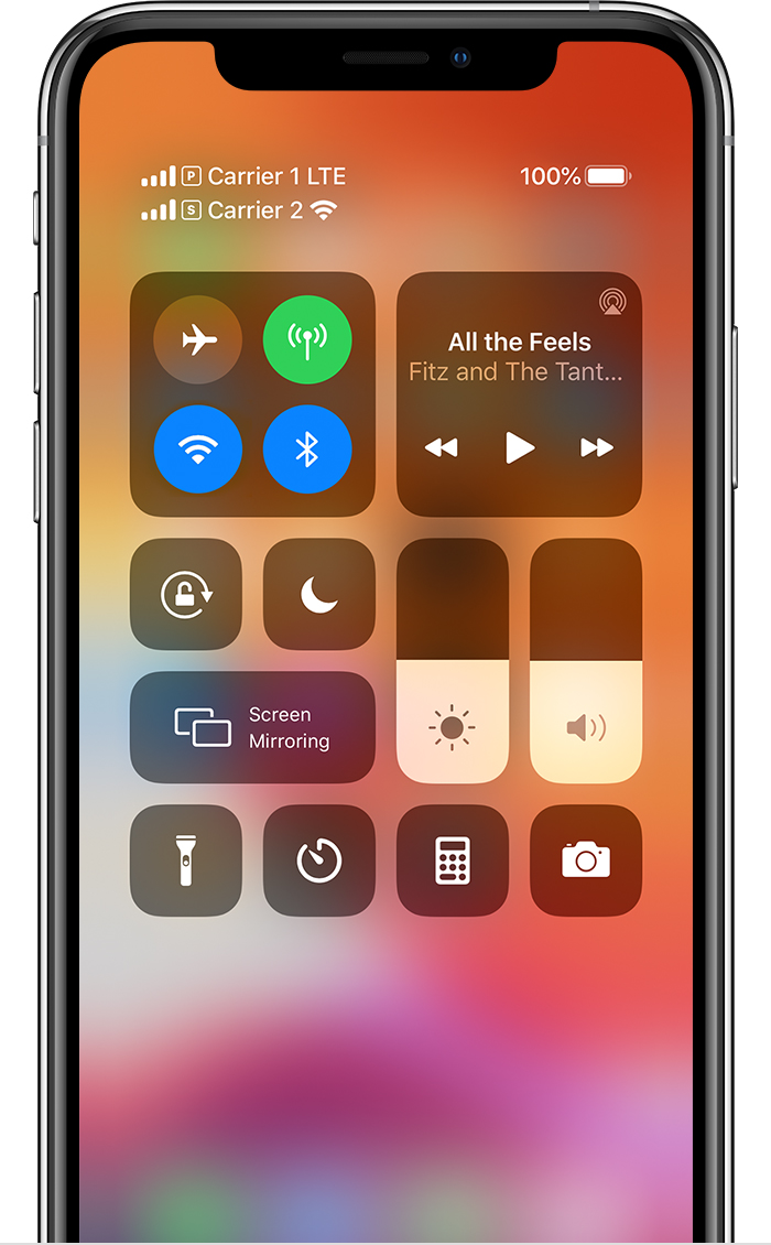 Using Dual SIM with an eSIM – Apple Support