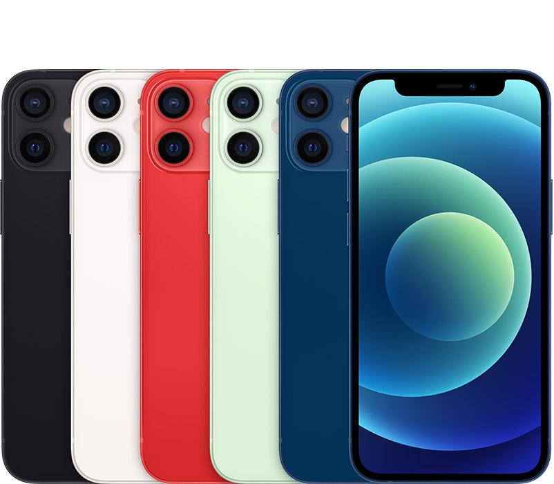 iphone12 mini colors - Como identificar o seu iPhone