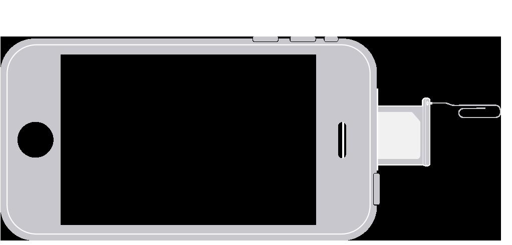 Retrait Ou Changement De La Carte Sim De Votre Iphone Ou Ipad Assistance Apple