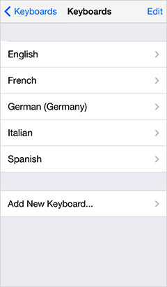 how to change the keyboard setting from uk to us