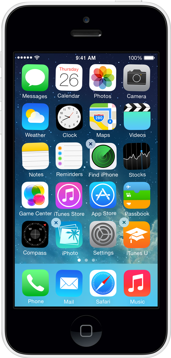 iphone home app arrange apps on your iphone apple support 11926