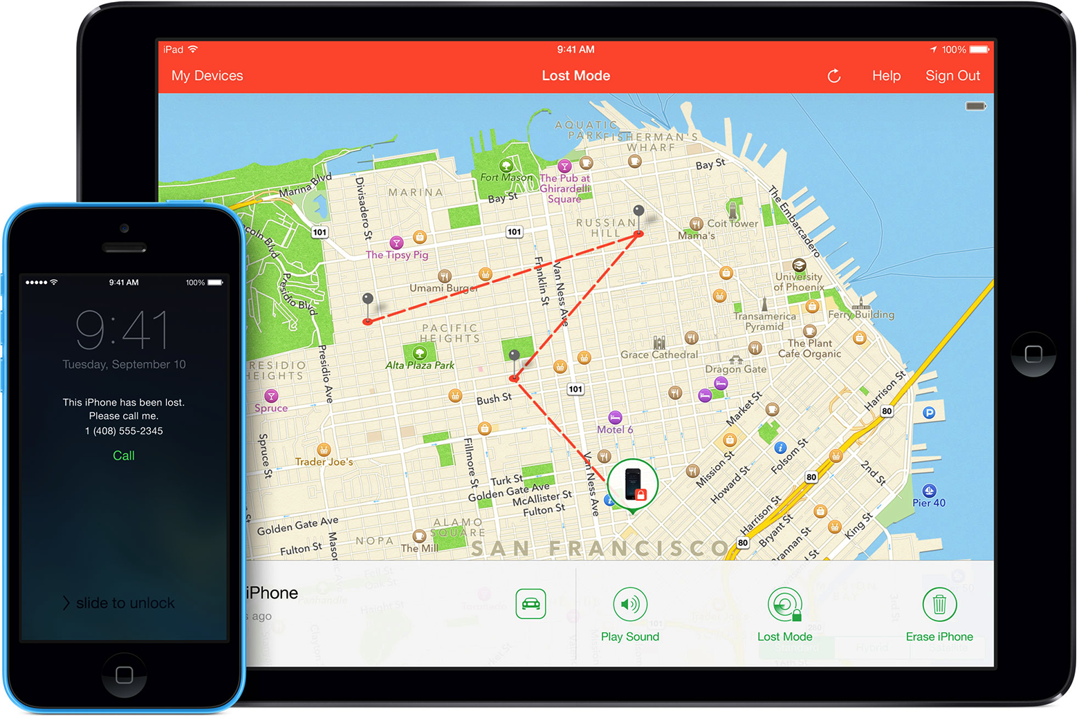 How to find your iPhone, iPad, or iPod touch if it is lost or stolen