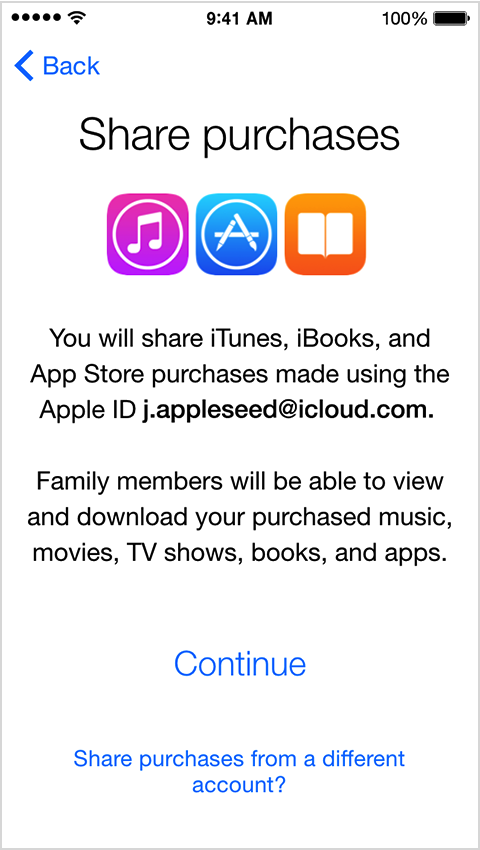 how to make an icloud account for messages on mac