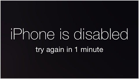 Image Result For When Iphone Says Disabled