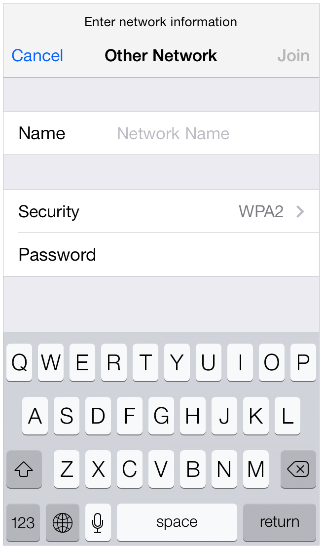 how to find wifi password on iphone when connected