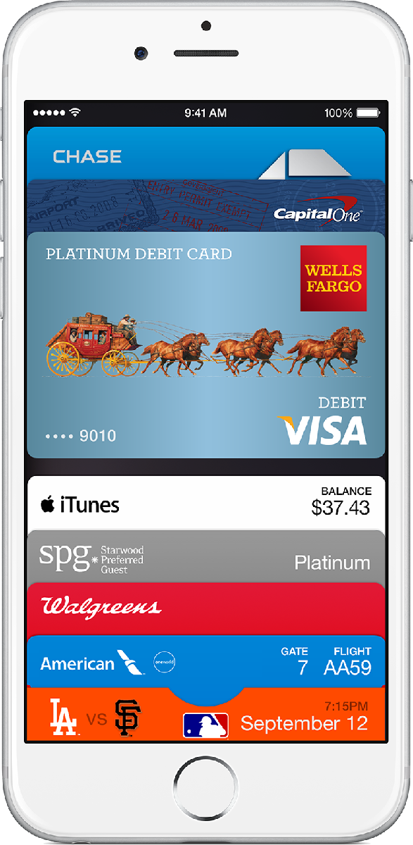 how to use apple wallet boarding pass
