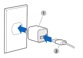 ipod shuffle  how to charge the battery