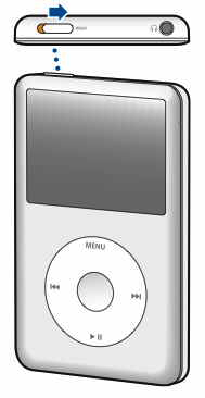 how to connect ipod shuffle to computer without usb