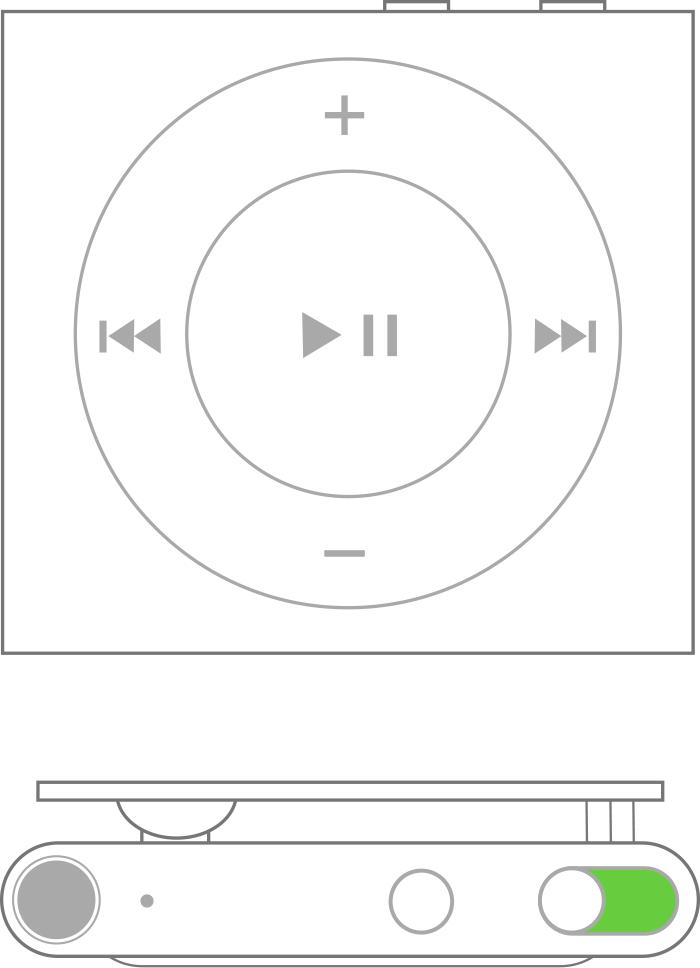 ipod shuffle 2nd generation drivers