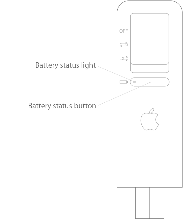 ipod shuffle wire diagram check the status light and battery charge on your ipod shuffle  battery charge on your ipod shuffle