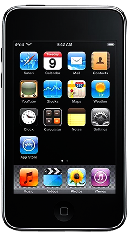 identify your ipod model apple support rh support apple com iPod Touch Gen 3 iPod Touch Gen 3