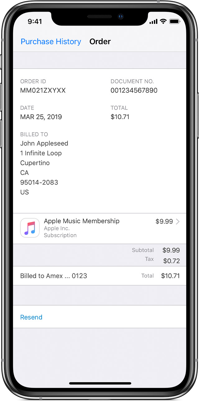 How App Store and iTunes Store purchases are billed - Apple Support