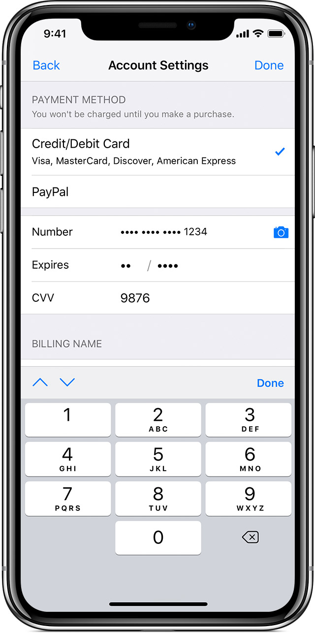 Apple app store refund phone number