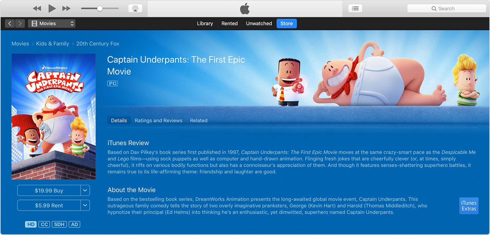 Find closed-captioned and subtitled content in the iTunes Store ...