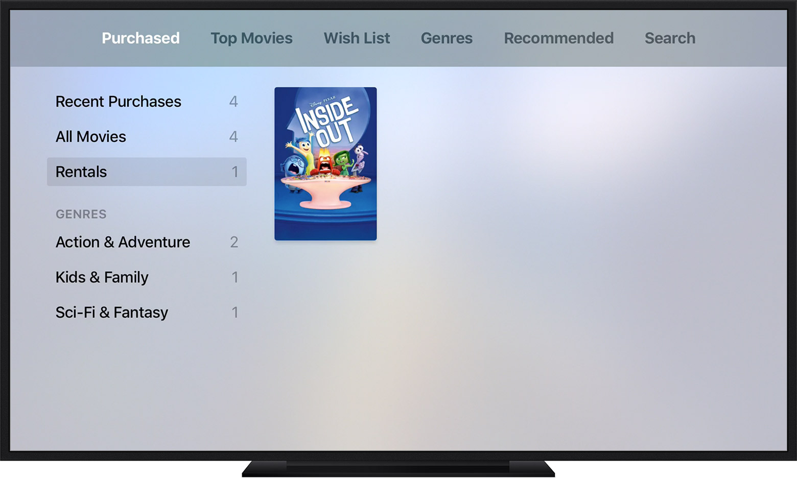 Rent movies from the iTunes Store - Apple Support