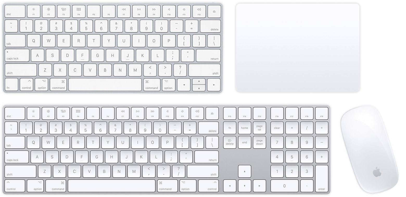 Set Up Your Apple Wireless Mouse Keyboard And Trackpad Apple Support