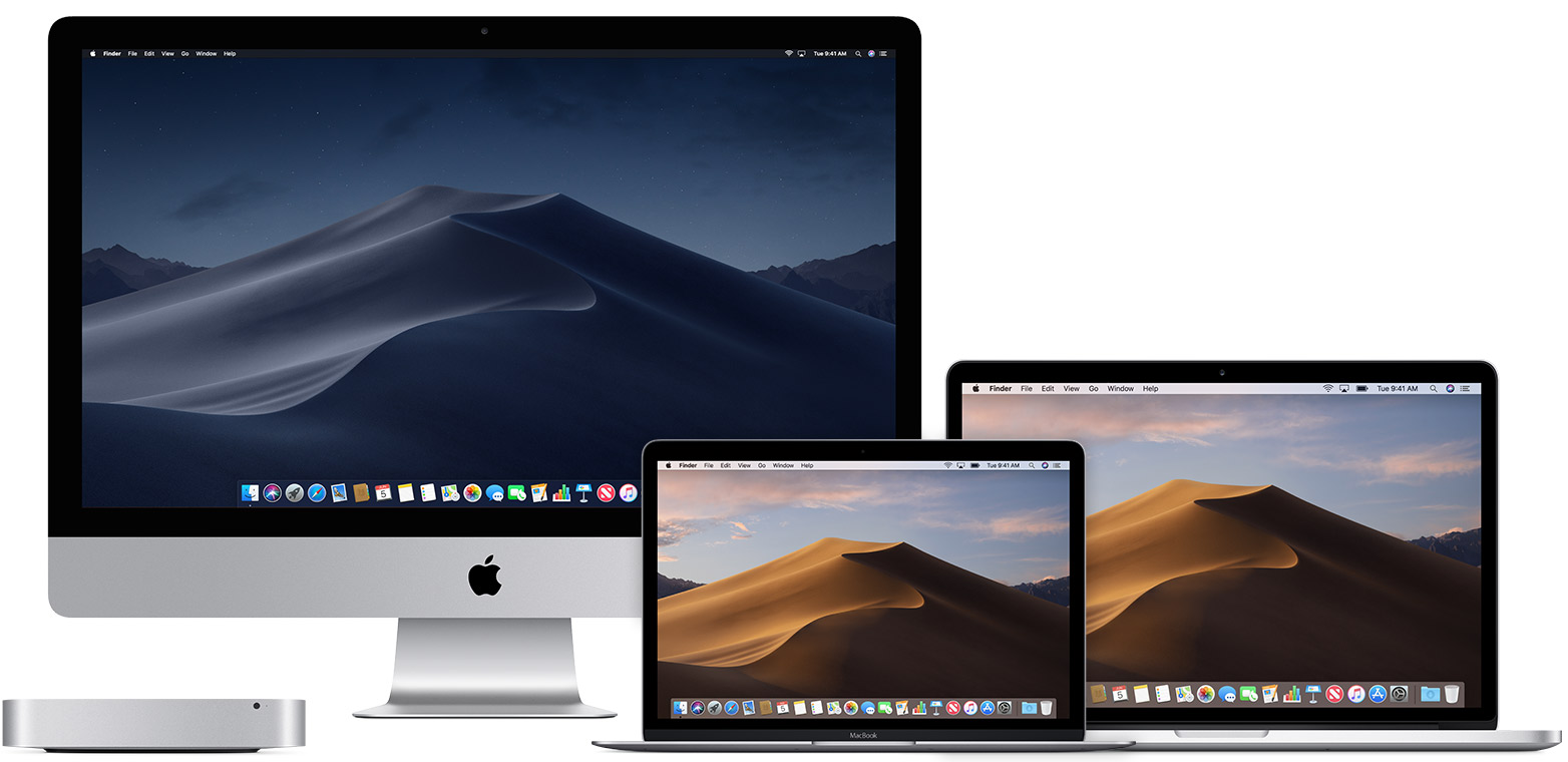 mac os x download mojave