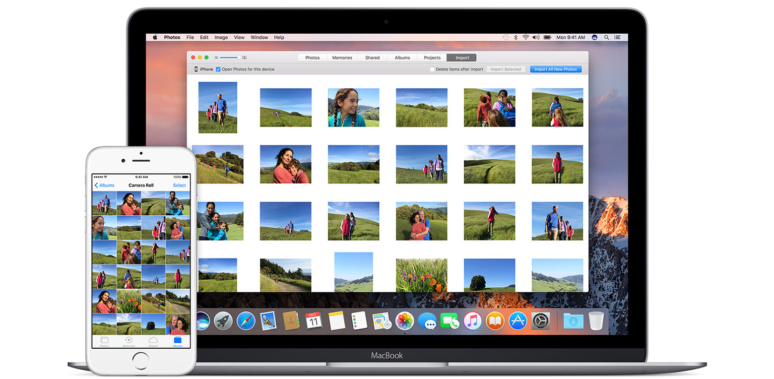 Import photos and videos from your iPhone, iPad, or iPod touch ...