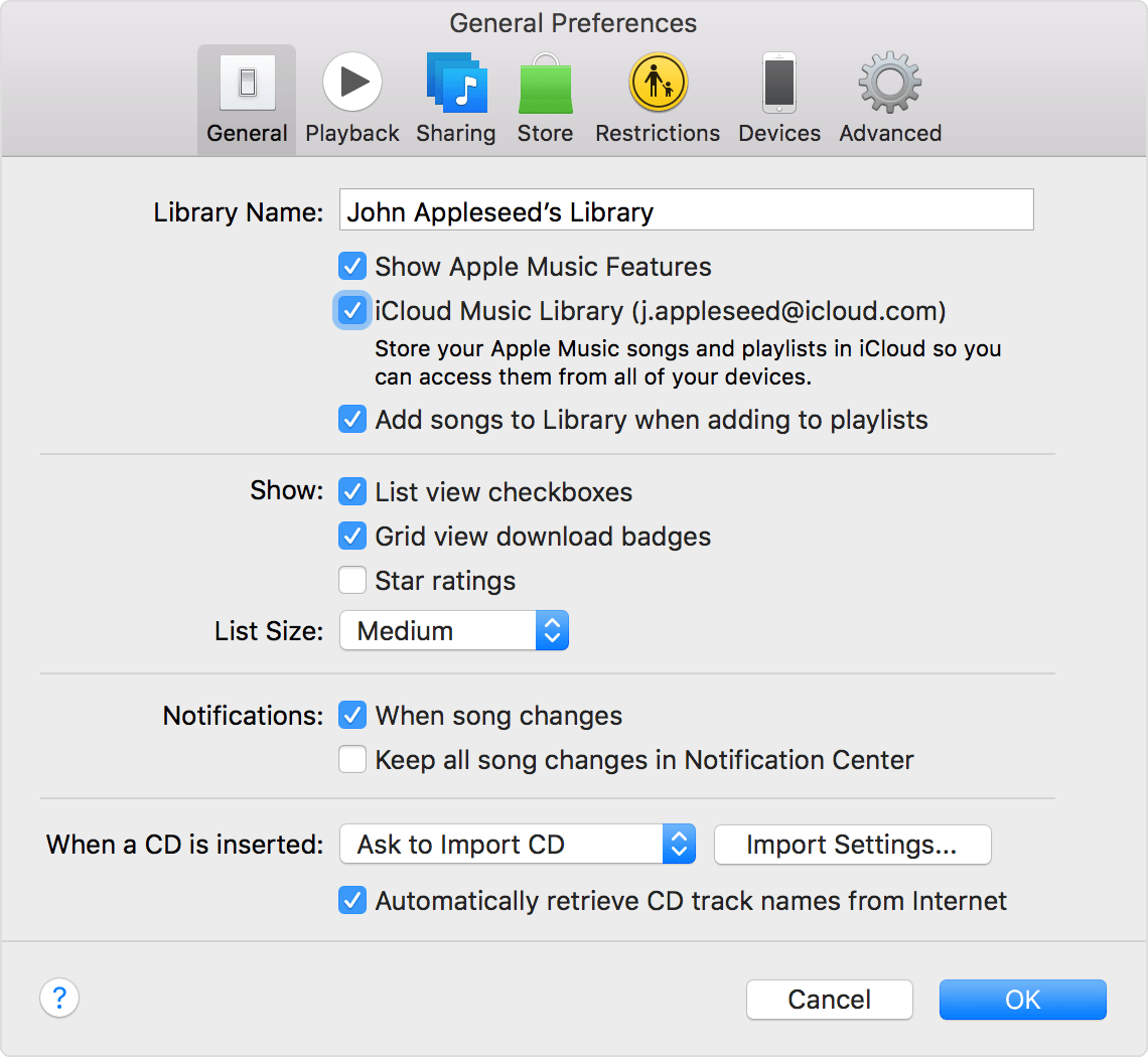 Not Automatically Download When Add To Library Apple Music Mac