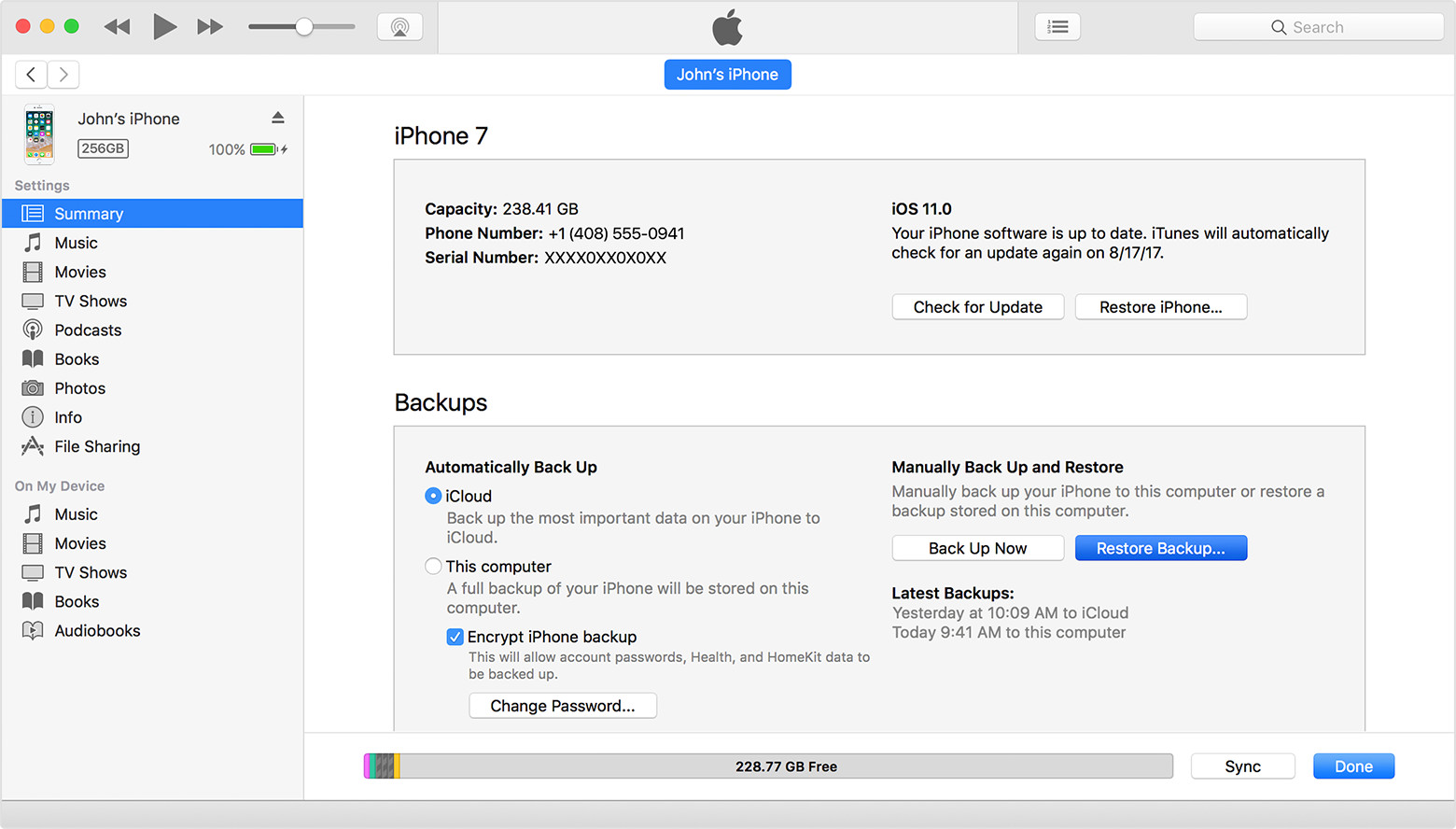 How To Restore Iphone From Itunes