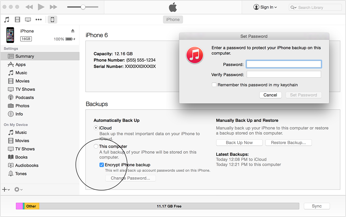 Note that restoring an icloud backup to your iphone could cause other data loss as it will remove anything which was