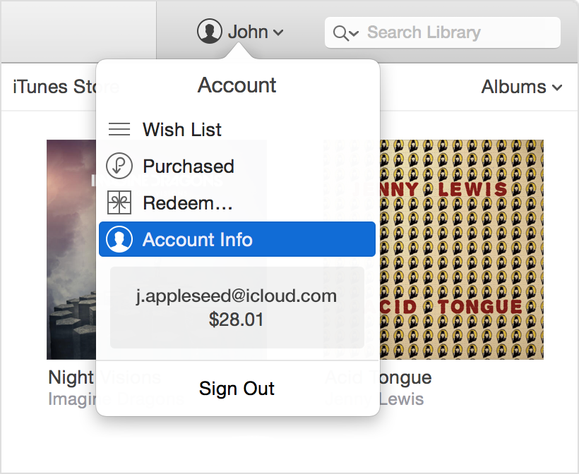 how to change payment details on itunes