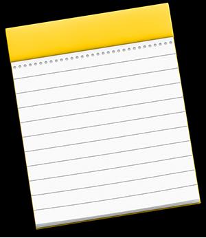 How do i write an essay on my macbook air