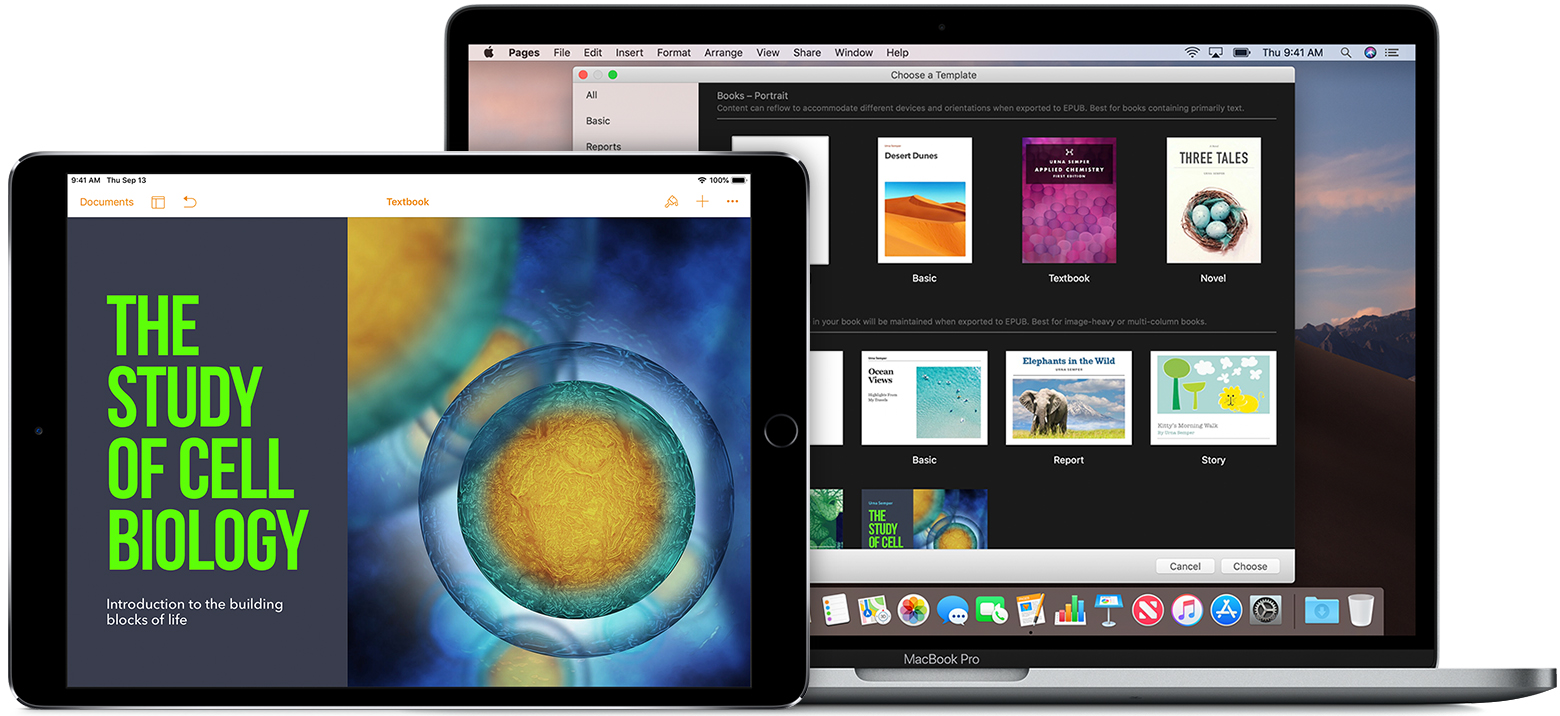 Create a book in pages apple support create a book in pages maxwellsz