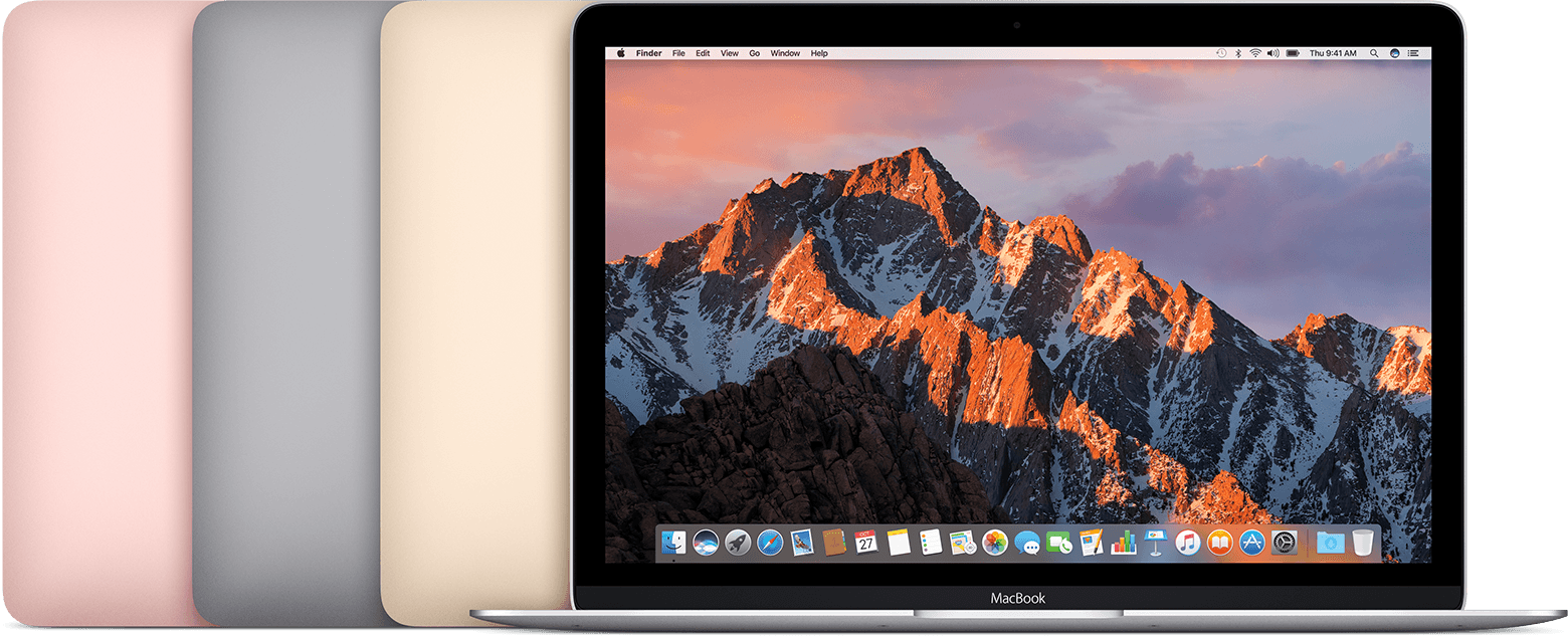 12-inch Apple MacBook with Retina display