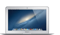 11-inch Apple MacBook Air, 2012 model