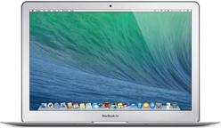 13-inch Apple MacBook Air, 2013 model
