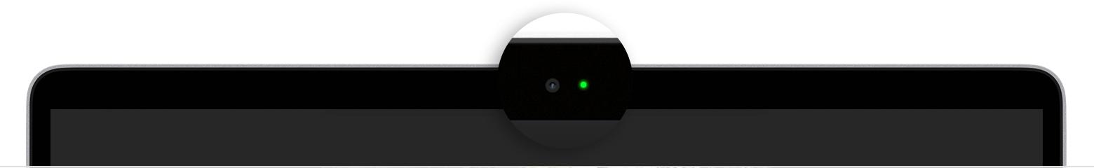 Macbook Macbook Air Macbook Pro のカメラにカバーを着けたままディスプレイを閉じないでください Apple サポート
