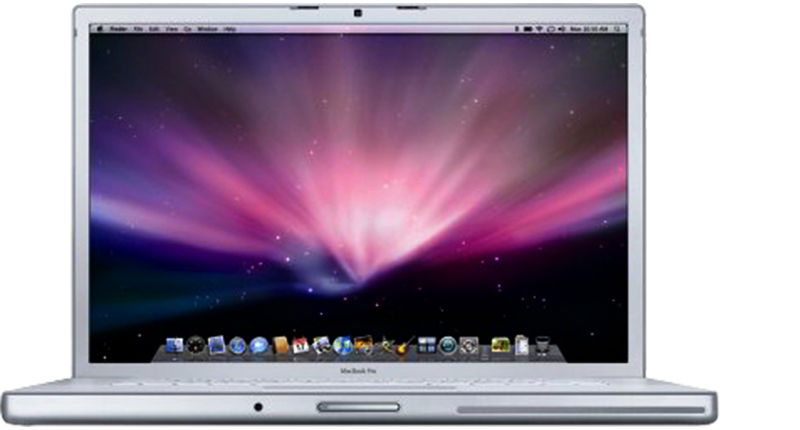 MacBook Pro (15-inch, Early 2008)