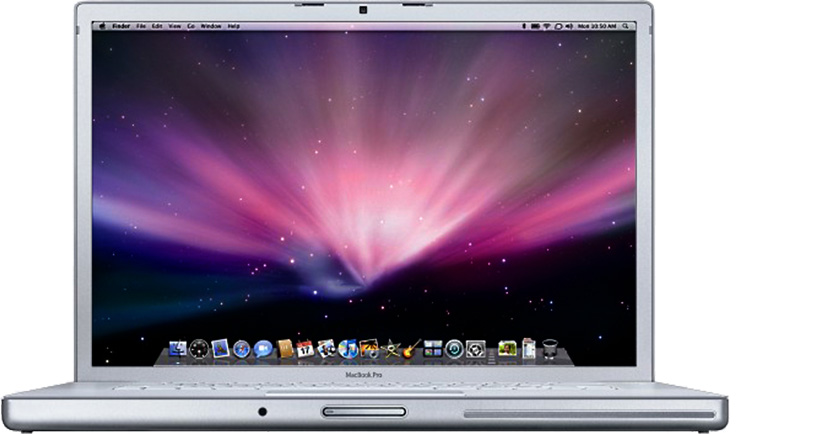 MacBook Pro (17-inch, Early 2008)