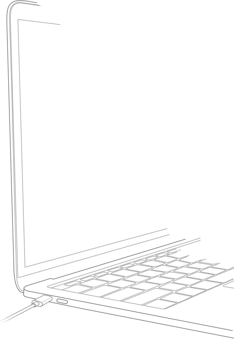 инструкция по подключению macbook к dc