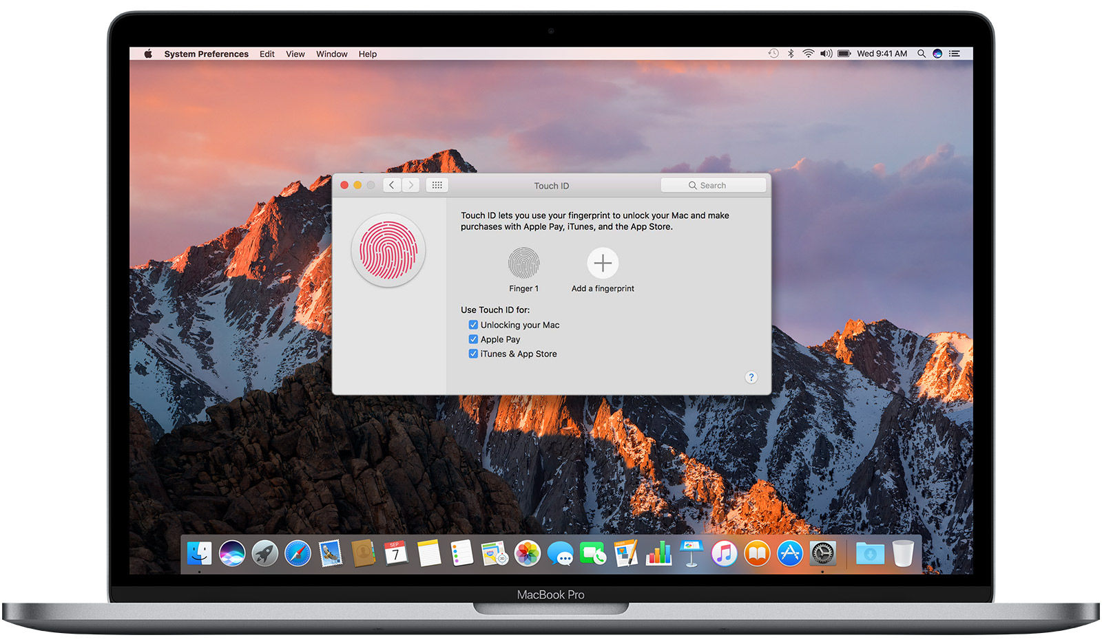Use touch id on macbook pro apple support ccuart Image collections