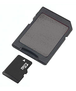 Card reader doesn't read SDHC card?