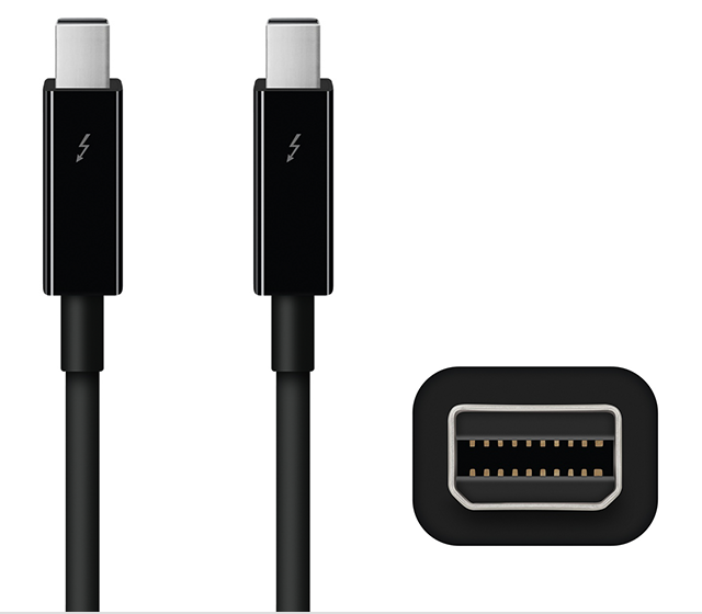 About Apple Thunderbolt cables and adapters - Apple Support