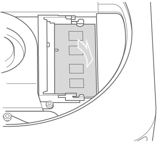 macmini memory diagram 2010 12 snap in module upgrade or install memory in your mac mini apple support