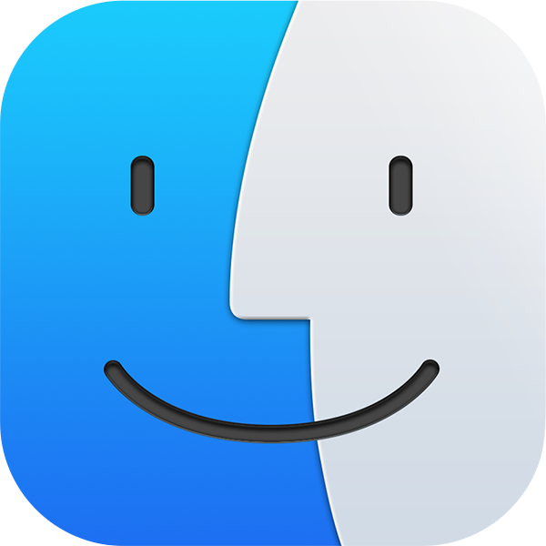 macOS Finder icon