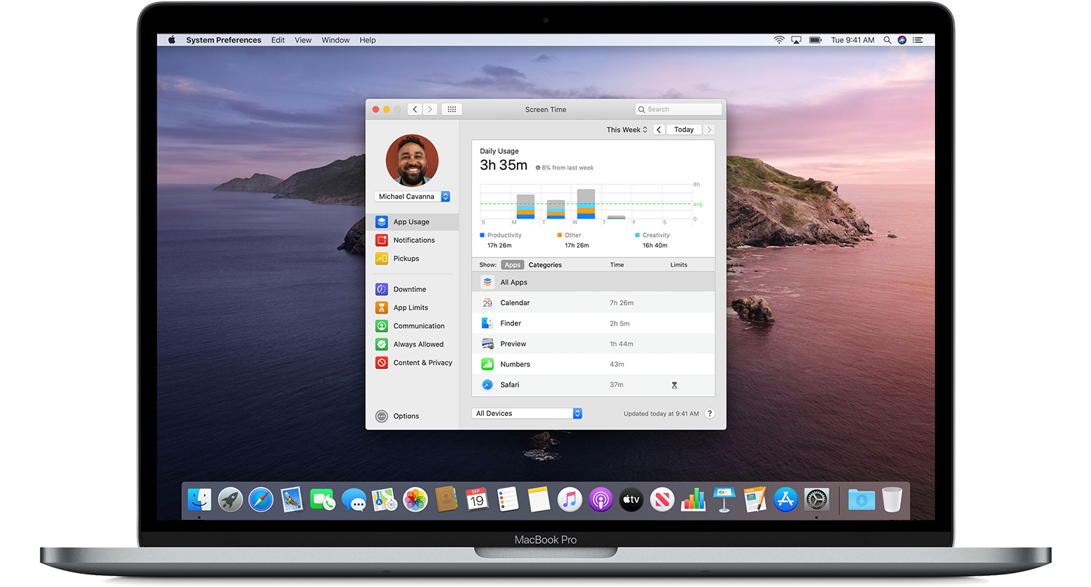 Current os for mac