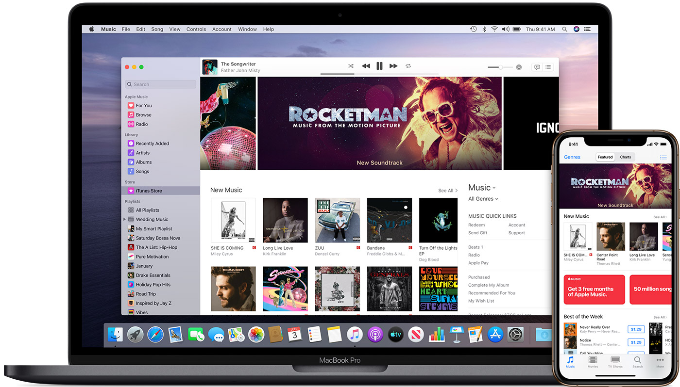 About the upcoming changes with iTunes on Mac - Apple Support