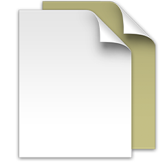 macOS Documents icon