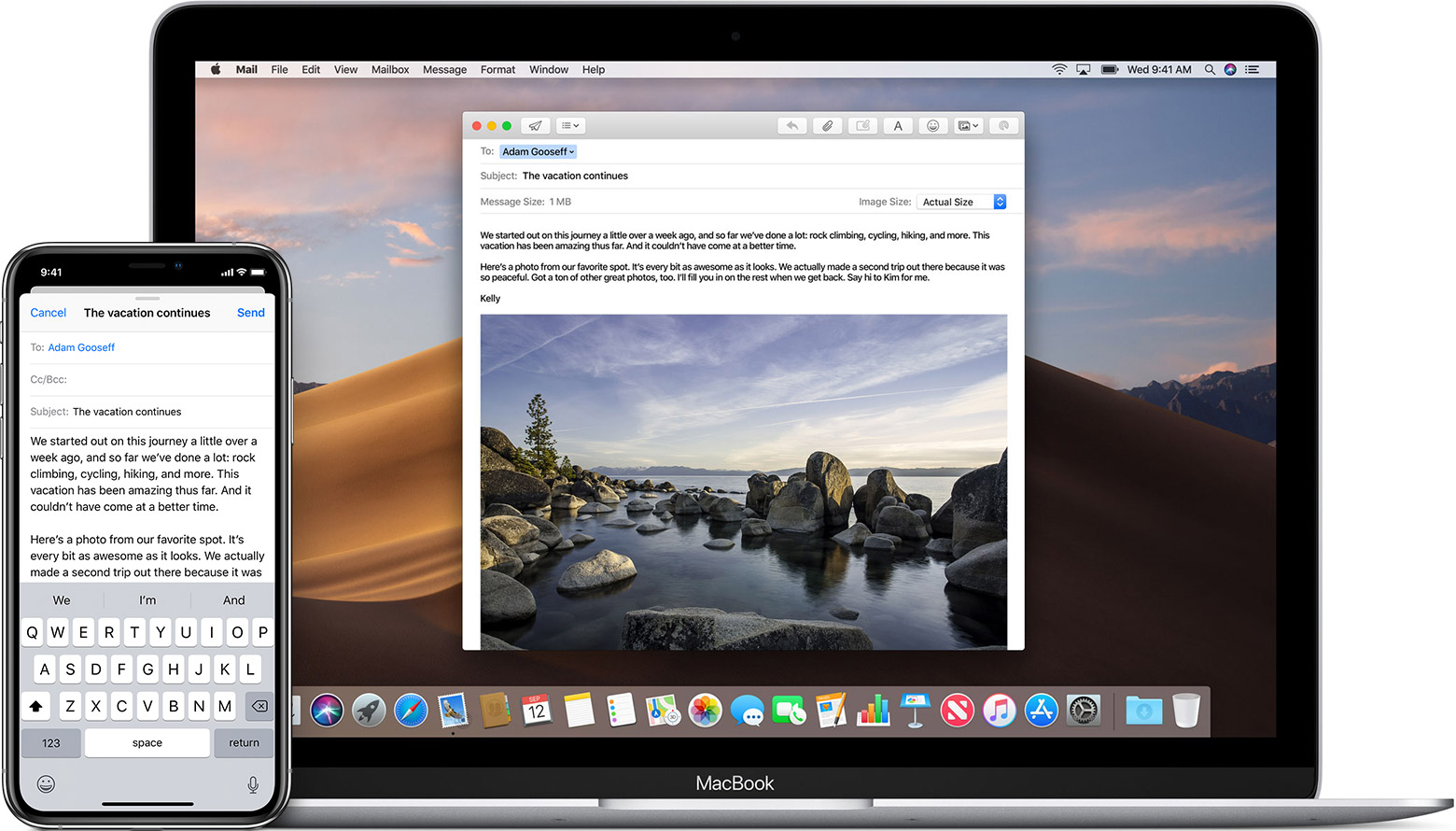 Use Handoff to continue a task on your other devices - Apple Support