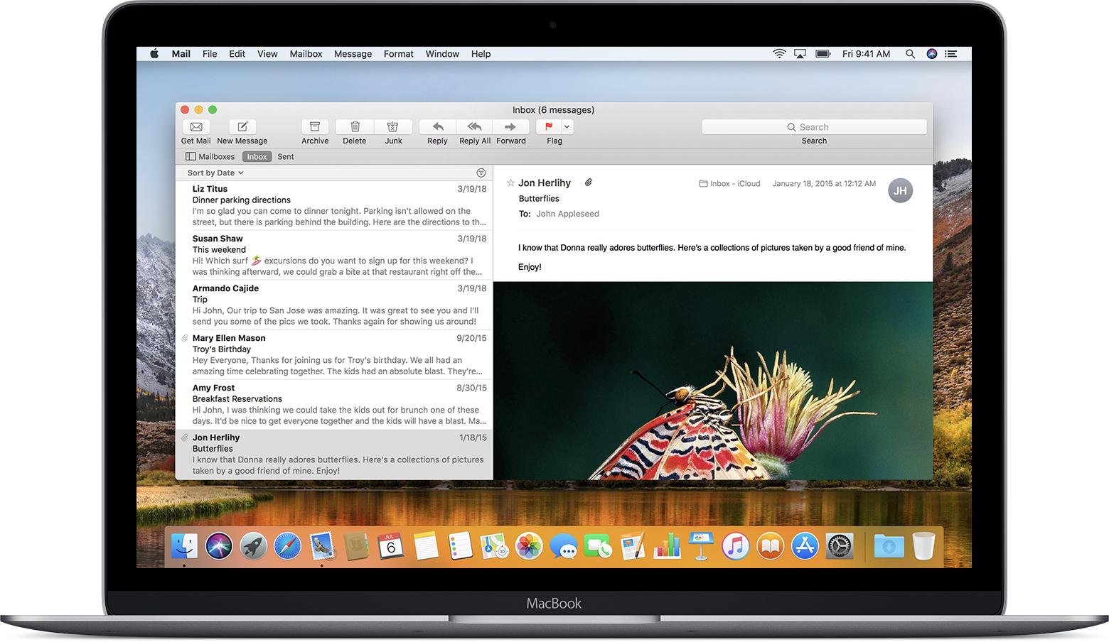 Apple mail download emails from server